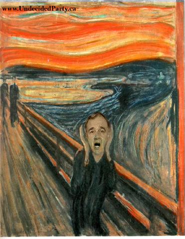 Martin's Scream